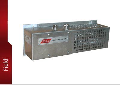 8870 Zirconia Oxygen Analyser