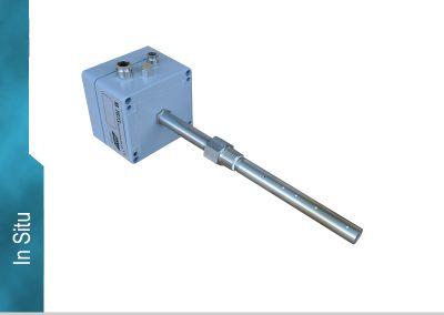 MiniProbe M7873 Zirconia Flue Gas Analyser
