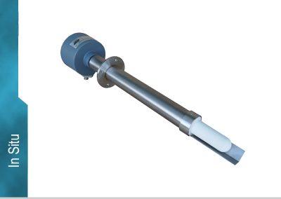 7873 Zirconia Flue Gas Analyser