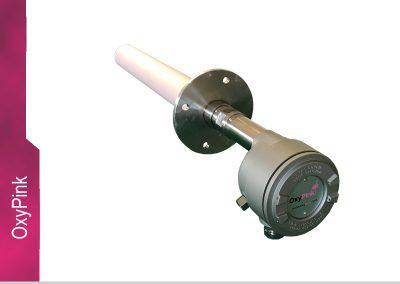 OxyPink Zirconia Flue Gas Analyser