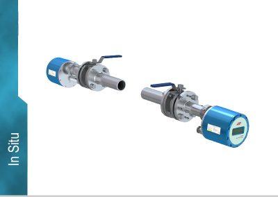 AtLAS-900 Tunable Diode Laser Absorption Spectroscopy (TDLAS) Analyser