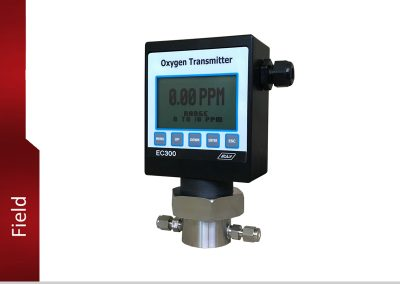 EC300 Oxygen Transmitter for measurement in trace and %