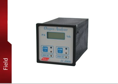 EC2000 General Purpose, Cost-Effective Oxygen Analyser