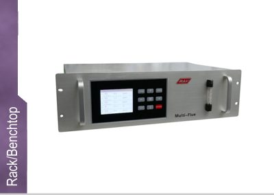 Multi-Flue UV DOAS Analyser